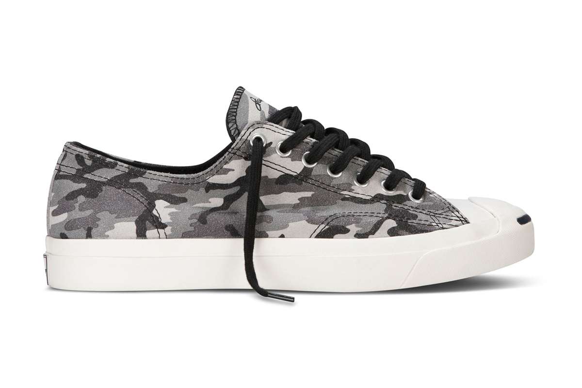 Image of Converse 2013 Holiday Jack Purcell CVO Wash and LTT Camo Print