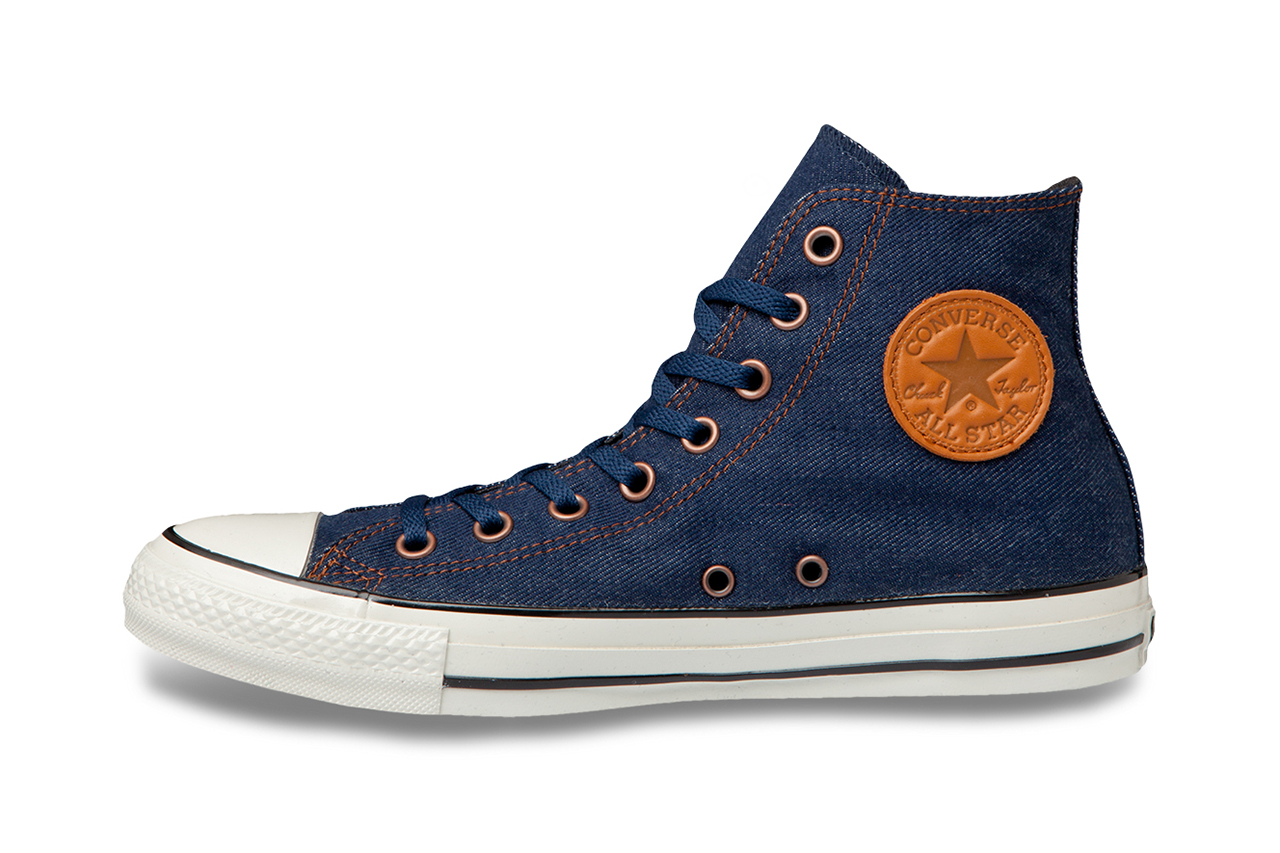 Image of Converse Japan Chuck Taylor All Star® Denimpants Hi