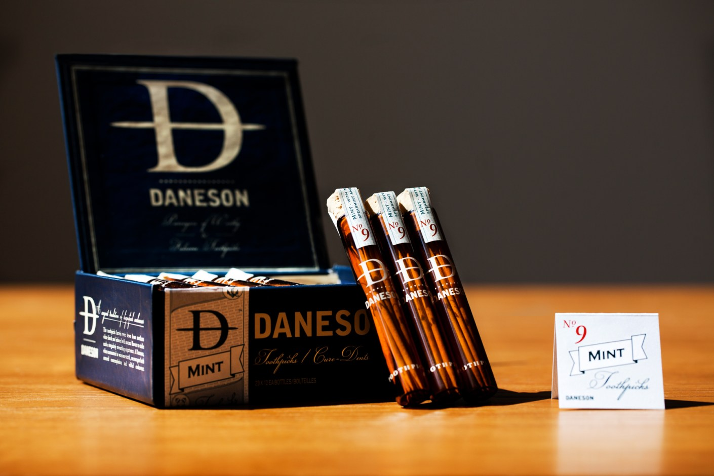 Image of Daneson Mint Nº 9 Toothpick