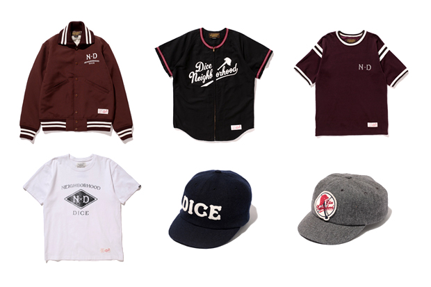 Image of DicE Magazine × NEIGHBORHOOD Capsule Collection