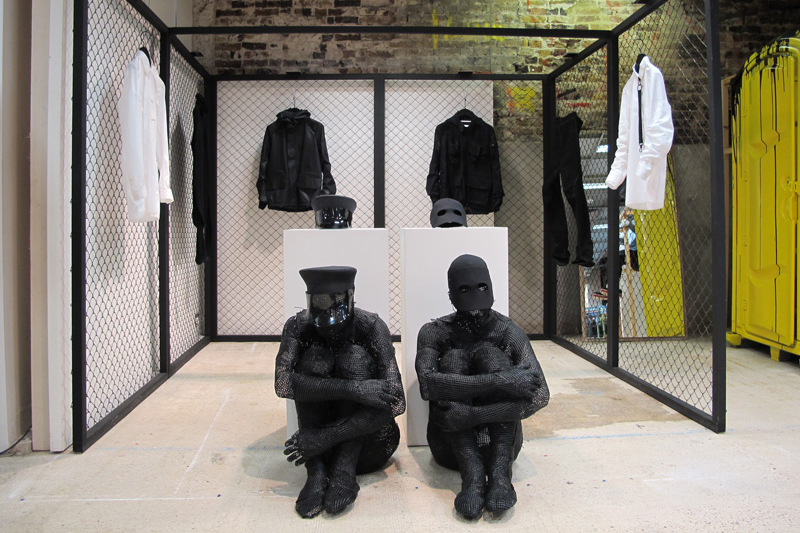 Image of Dover Street Market London Gets a Makeover
