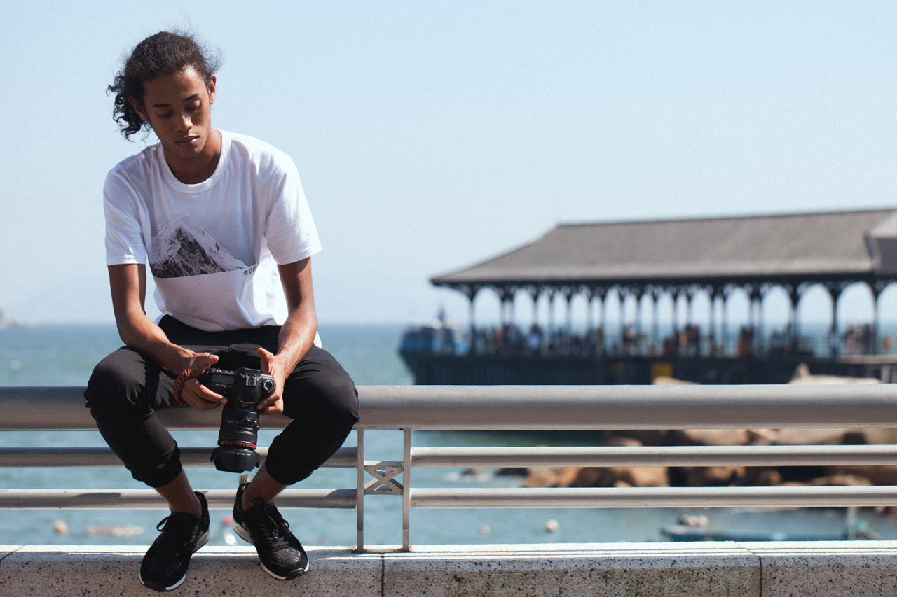 Image of DSPTCH x Reigning Champ 2013 Fall/Winter Editorial