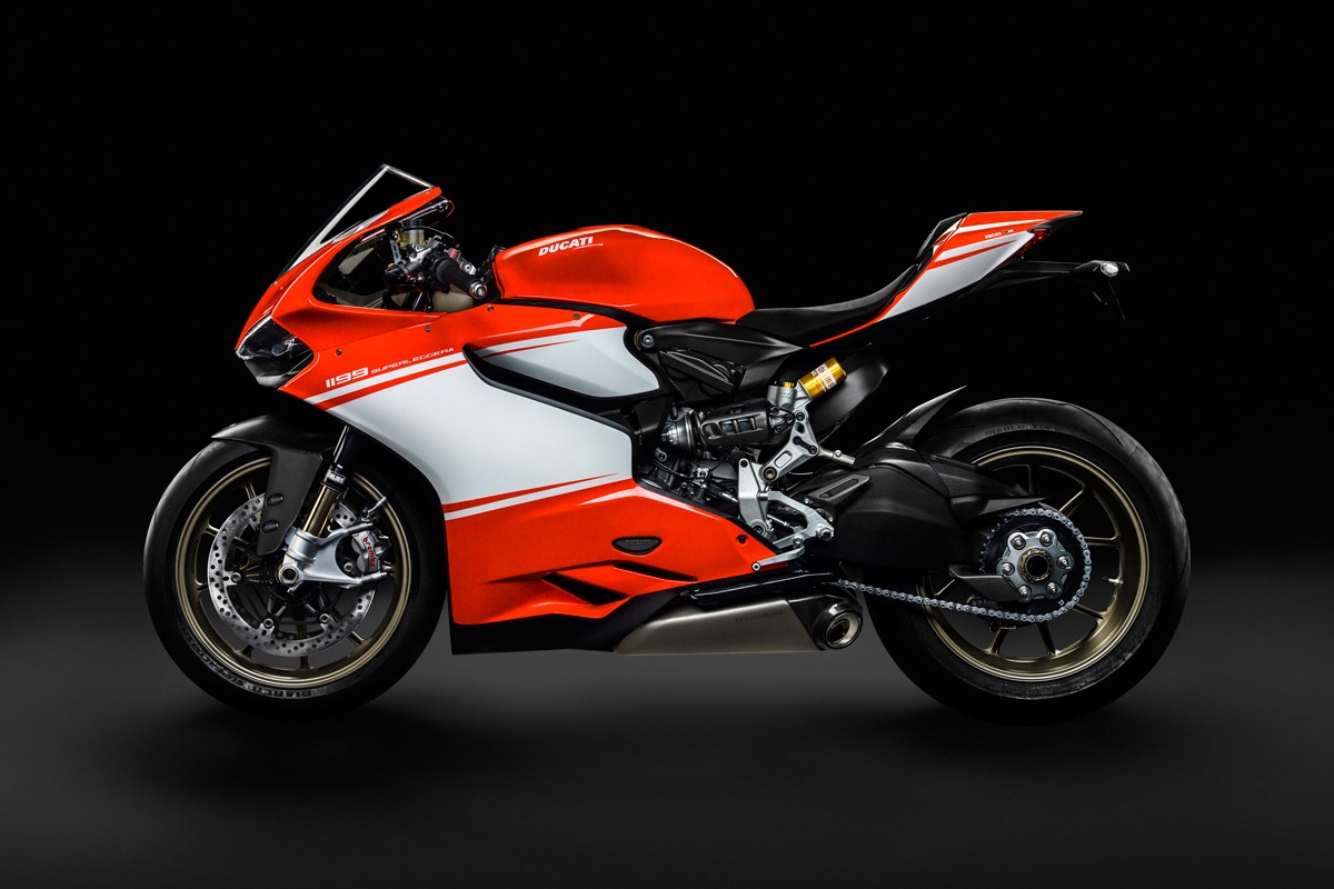 Image of Ducati 1199 Superleggera