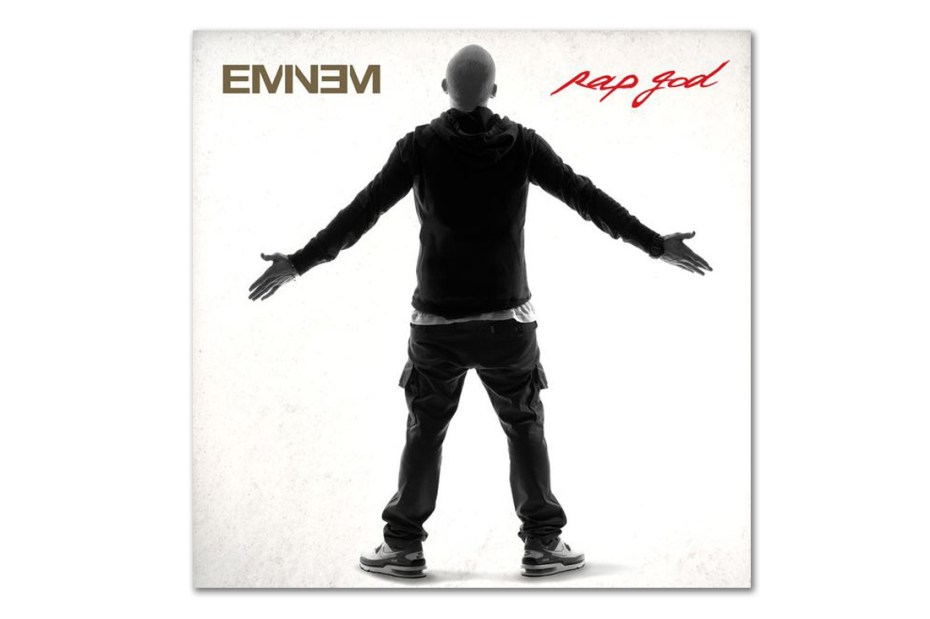 Image of Eminem - Rap God