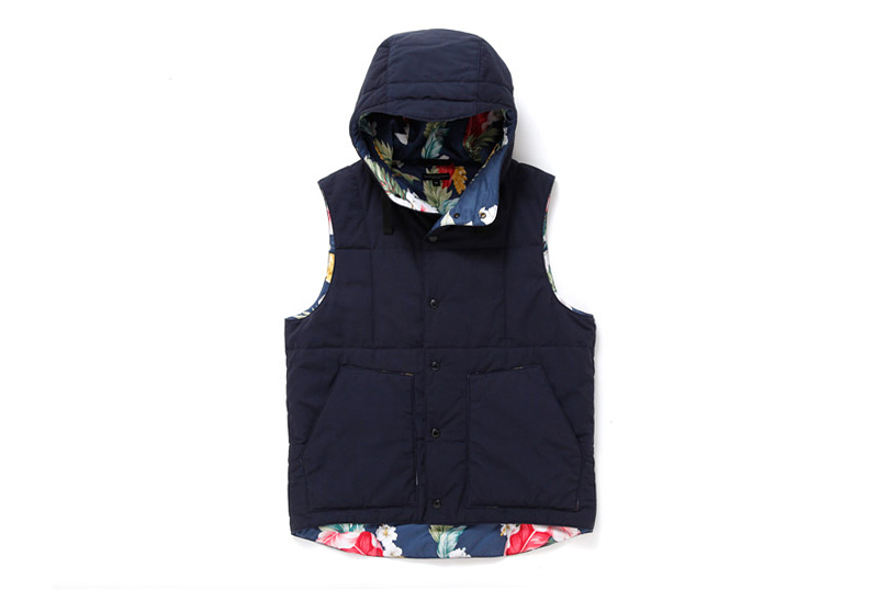 Image of Engineered Garments 2013 Fall/Winter Hooded Padded Vest