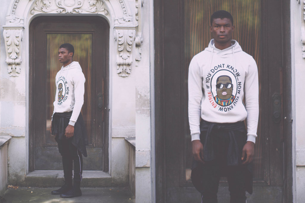 "Image of Entree LS 2013 Fall ""Vanity of the Underground"" Lookbook"