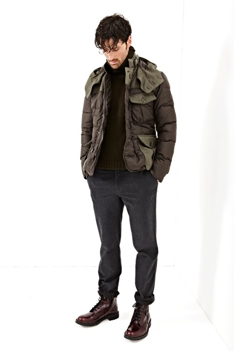 Image of Esemplare 2013 Fall/Winter Lookbook