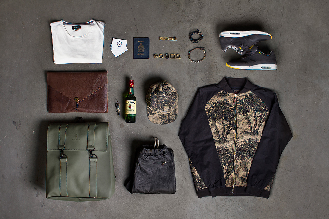 Image of Essentials: Daniel Maynard of ZANEROBE