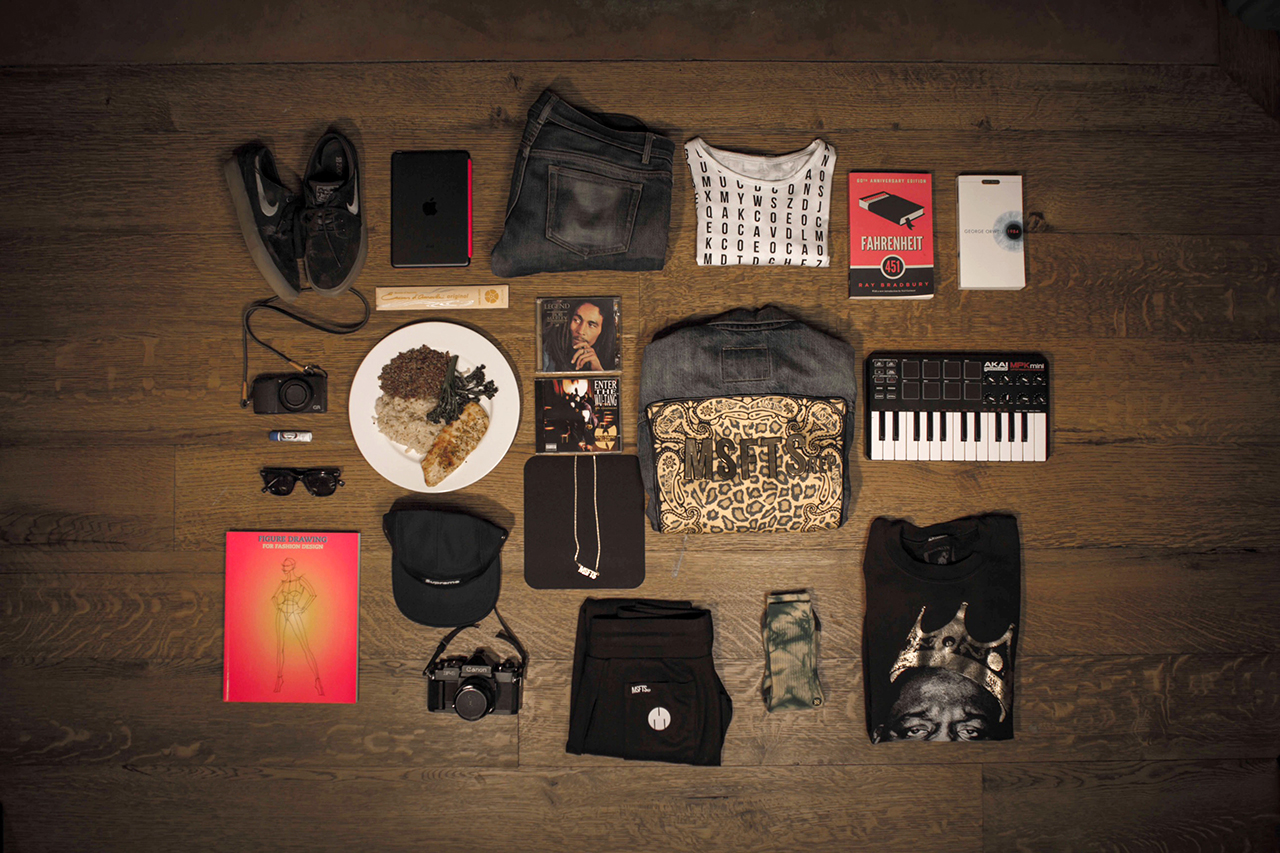 Image of Essentials: Jaden Smith & MSFTSRep