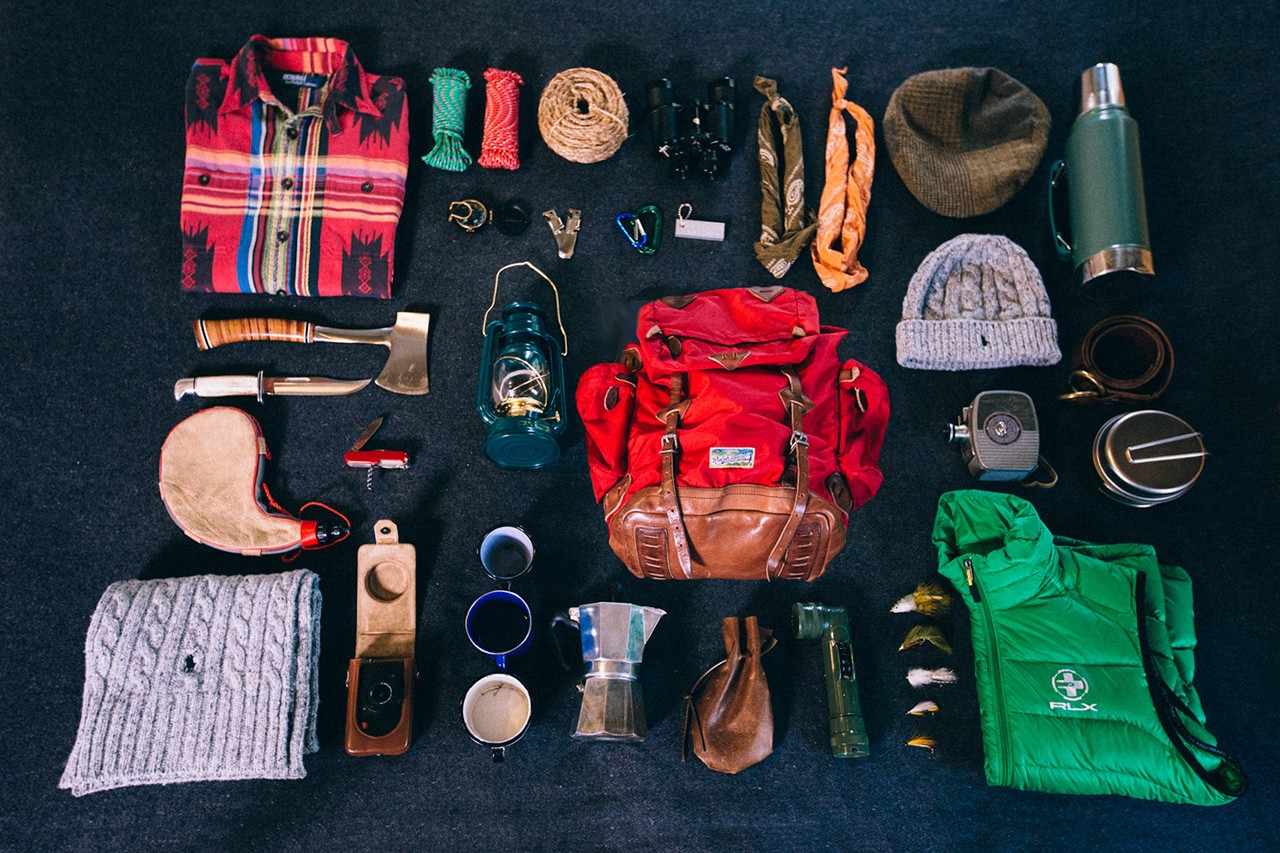 "Image of Essentials: ""How to Pack"" with Ralph Lauren"