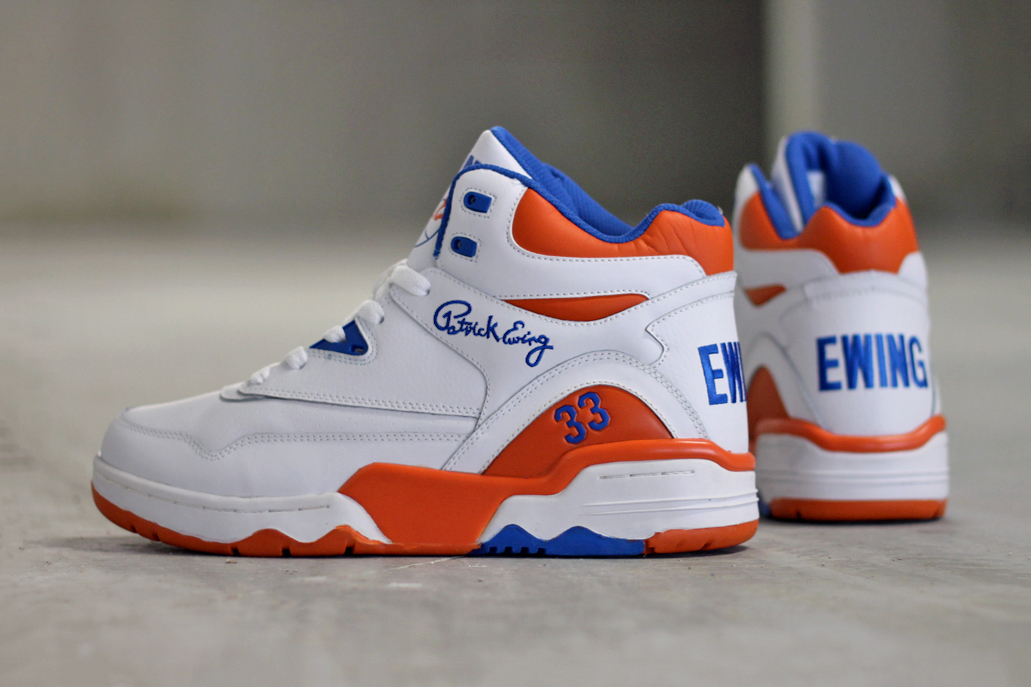 Image of Ewing Athletics 2013 Fall Guard Releases
