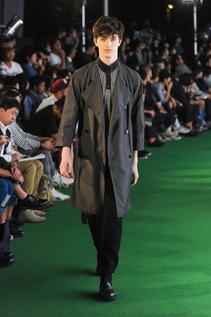Image of FACTOTUM 2014 Spring/Summer Collection