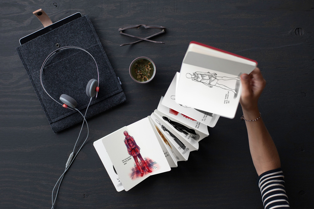 Image of FiftyThree x Moleskine Brings Your iPad's Paper Creations to Life