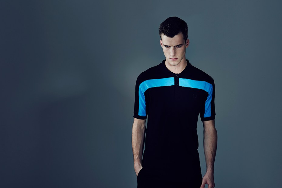 "Image of Fred Perry 2013 Fall/Winter ""Inverted Sportswear"" Collection"