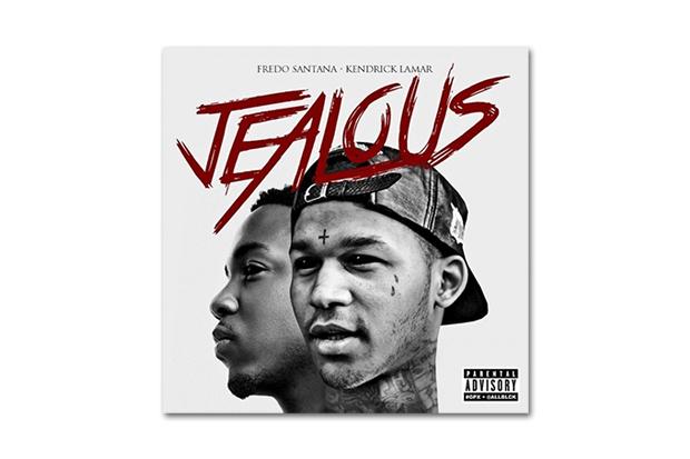 Image of Fredo Santana featuring Kendrick Lamar – Jealous