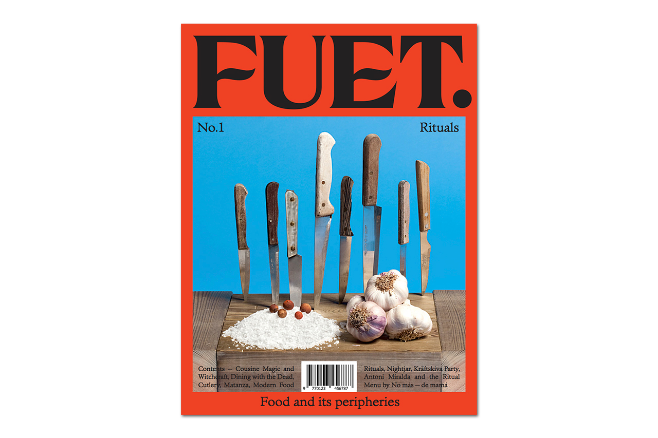 Image of FUET Magazine Issue 1