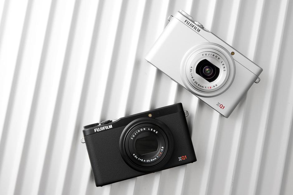 Image of Fujifilm XQ1