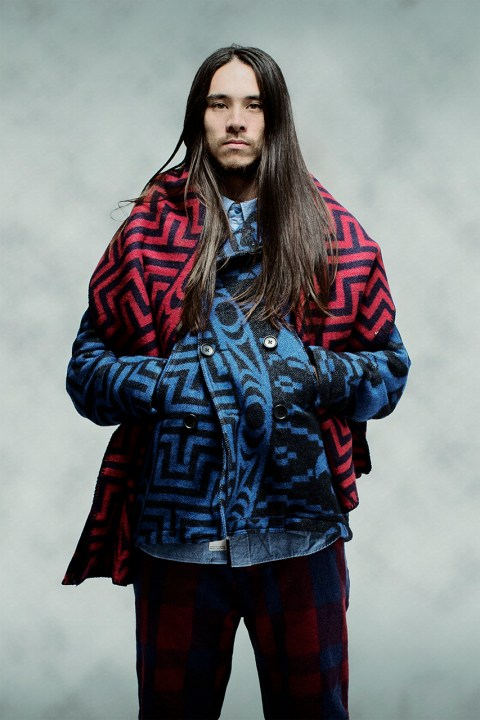 "Image of Garbstore 2013 Fall/Winter ""Wash"" Lookbook"