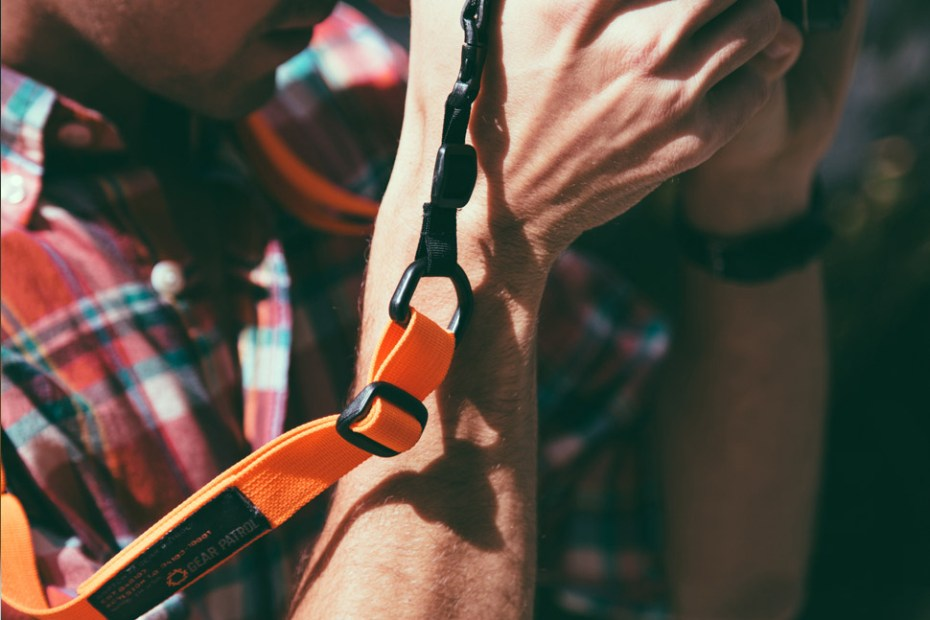 Image of Gear Patrol x DSPTCH Camera Straps