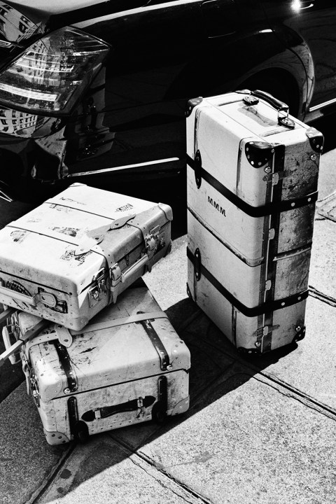 Image of Globe Trotter and Maison Martin Margiela Produce Exclusive Luggage Collection