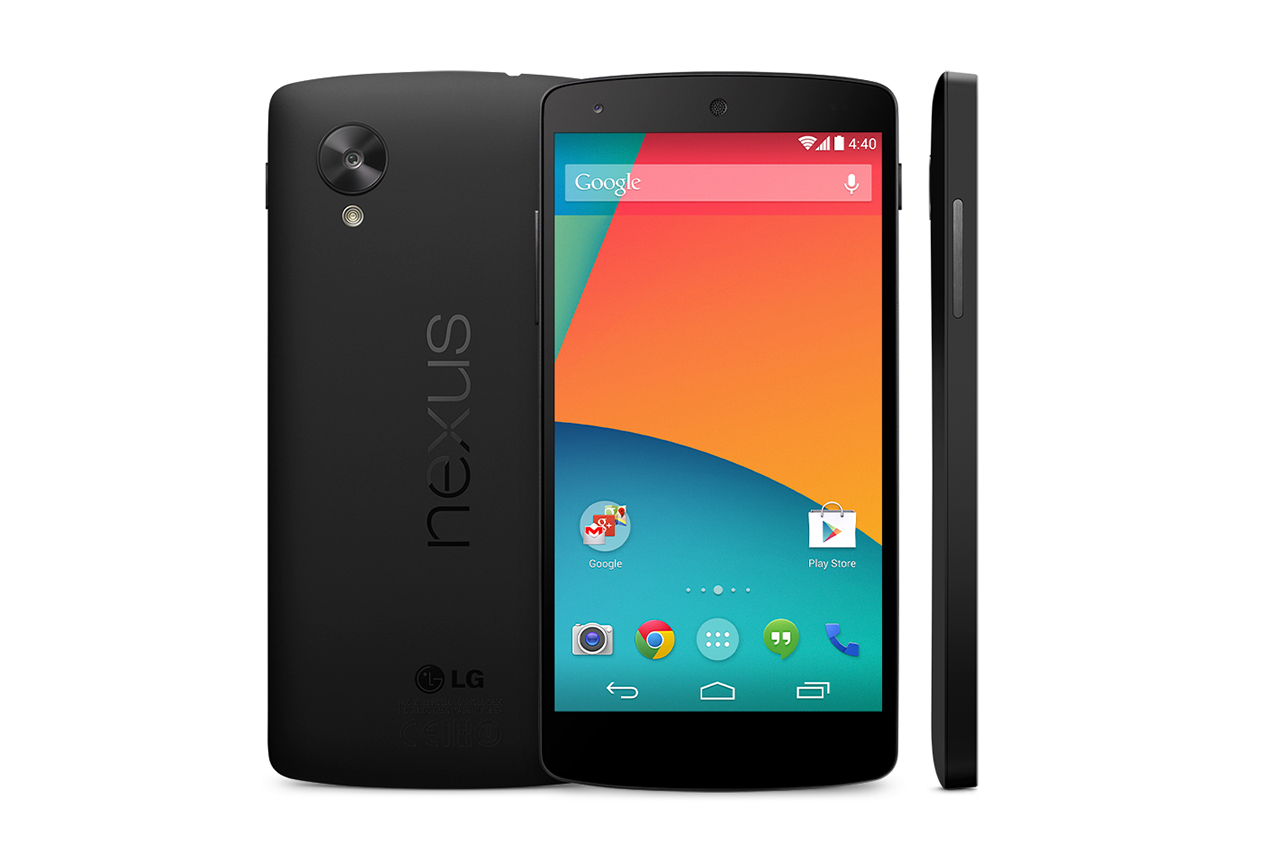 Image of Google Nexus 5