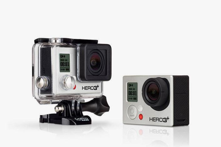 Image of GoPro HERO3+
