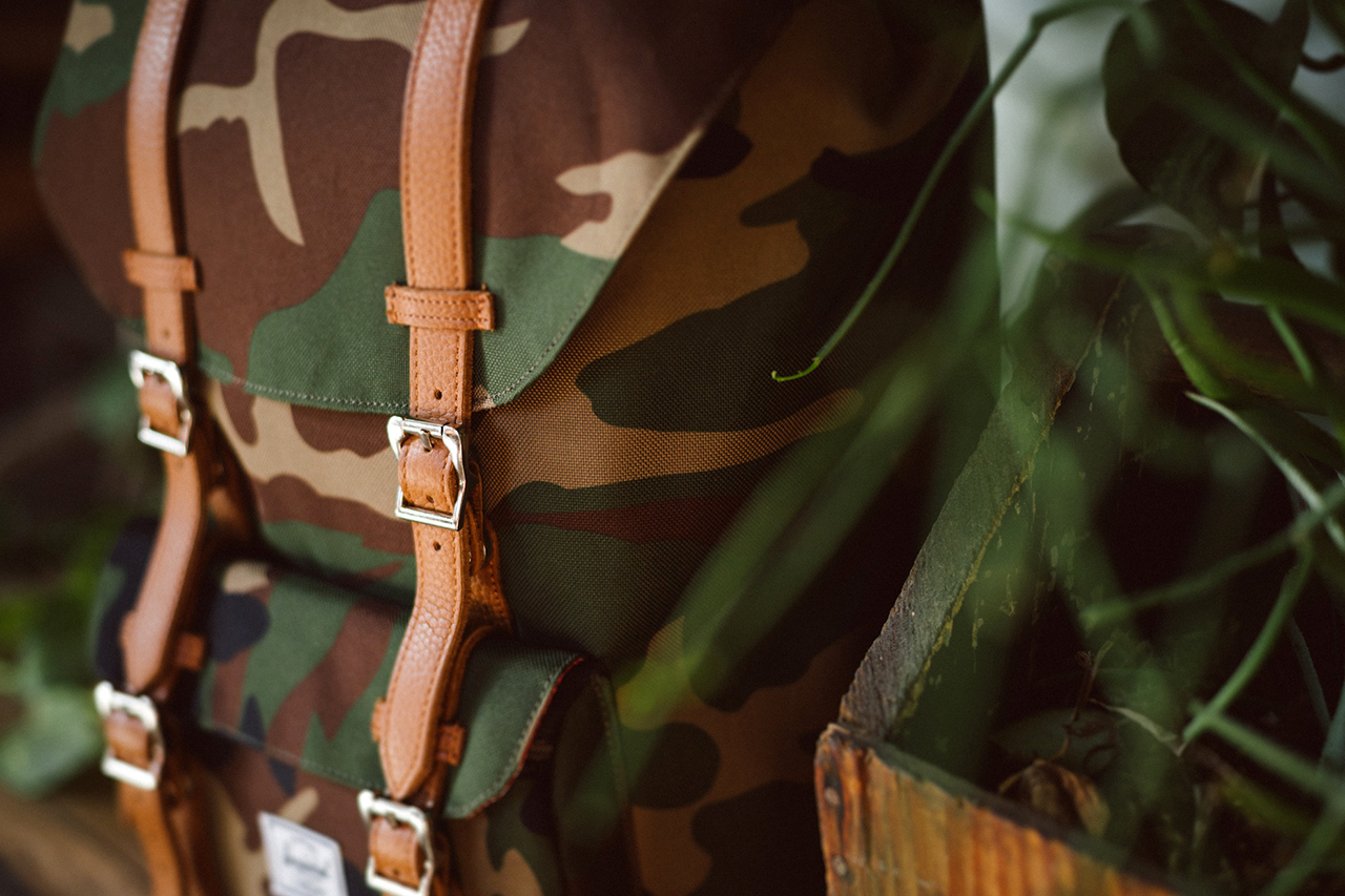 Image of Herschel Supply Co. 2013 Fall/Winter Leather Details Collection