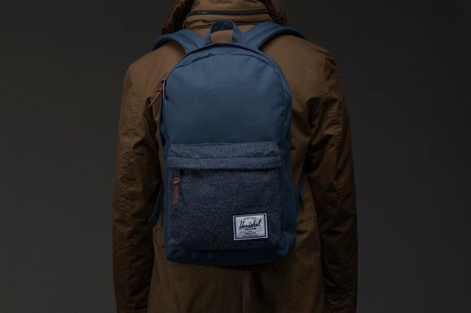 Image of Herschel Supply Co. 2013 Holiday Knitted Woodside Backpack