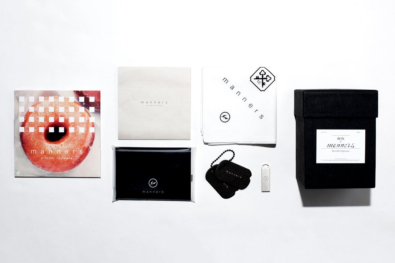 Image of Hiroshi Fujiwara – box of manners