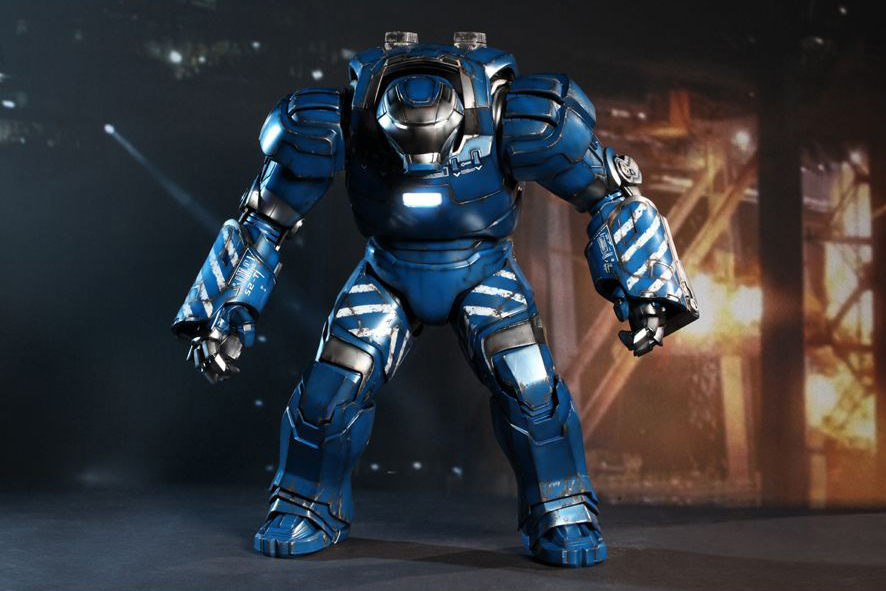 "Image of Hot Toys Iron Man 3 Mark XXXVIII ""IGOR"" Limited Edition Collectible Figure"