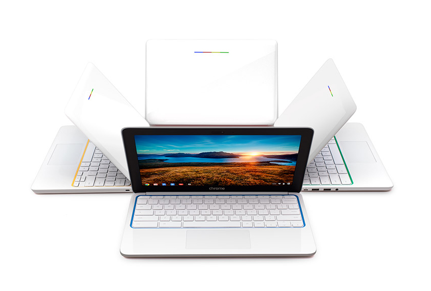 Image of HP Chromebook 11