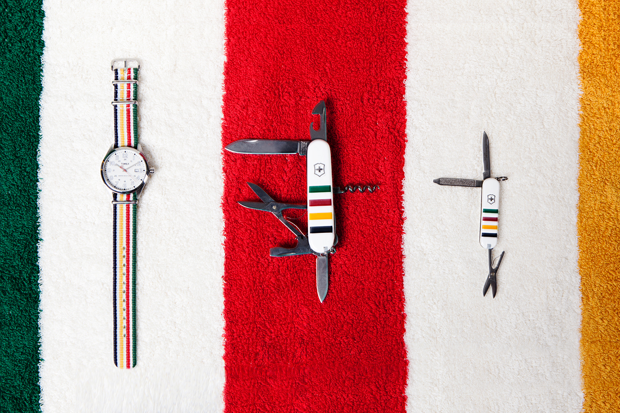 Image of Hudson's Bay Company 2013 Accessories Collection