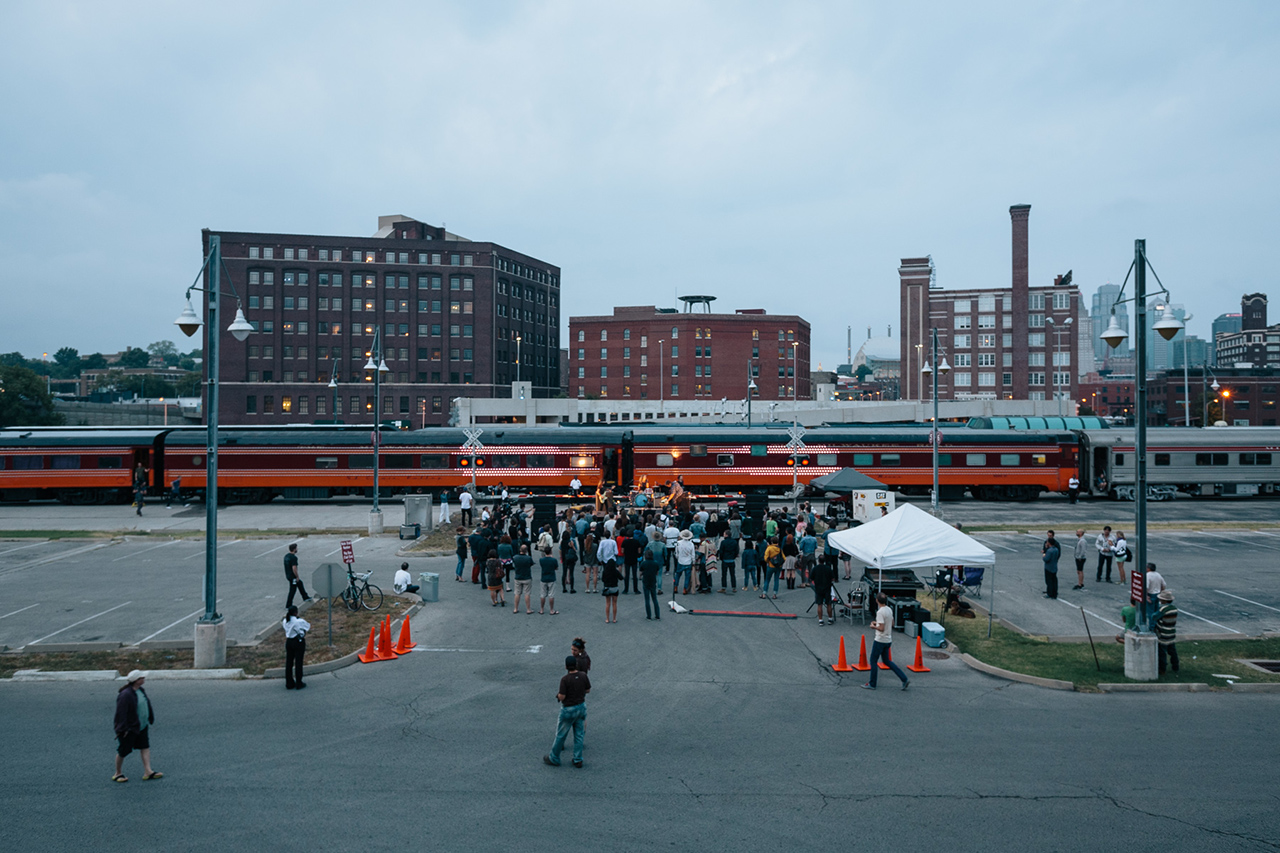 Image of HYPEBEAST Spaces: Levi's® Station to Station Train