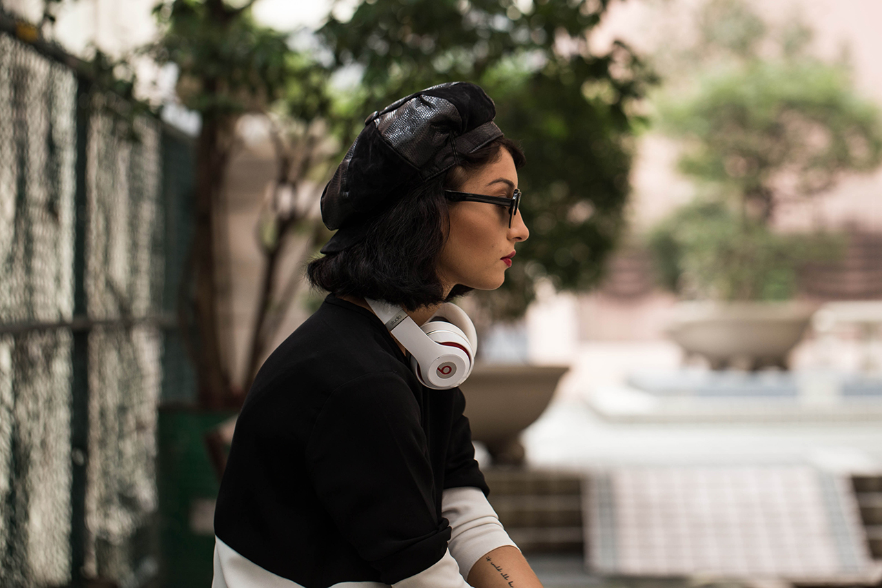 Image of HYPETRAK Review: Beats Studio featuring Yasmin