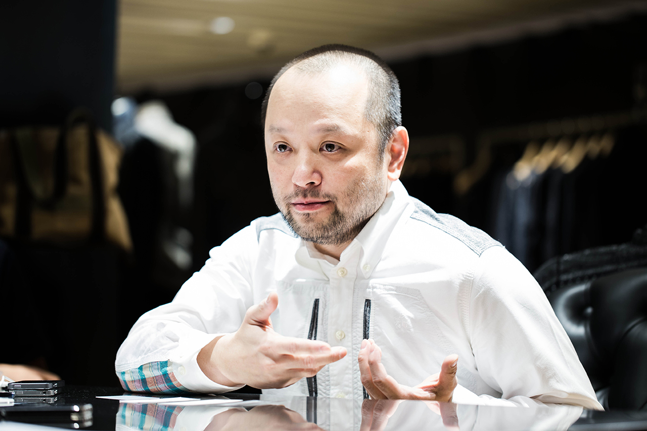 Image of I.T CEO Sham Kar Wai Discusses the Acquisition of A Bathing Ape, the China Fashion Market, and the Power of E-Commerce