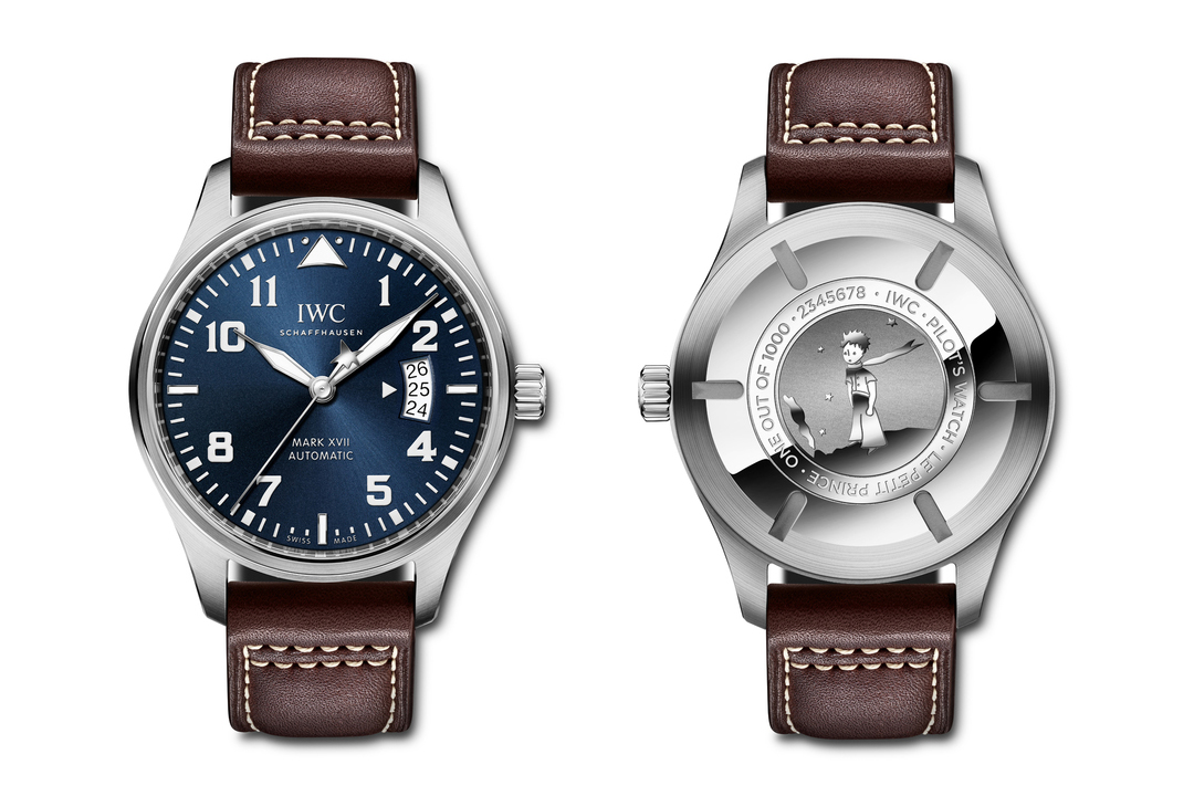 Image of IWC Le Petit Prince 70th Anniversary Watch Collection