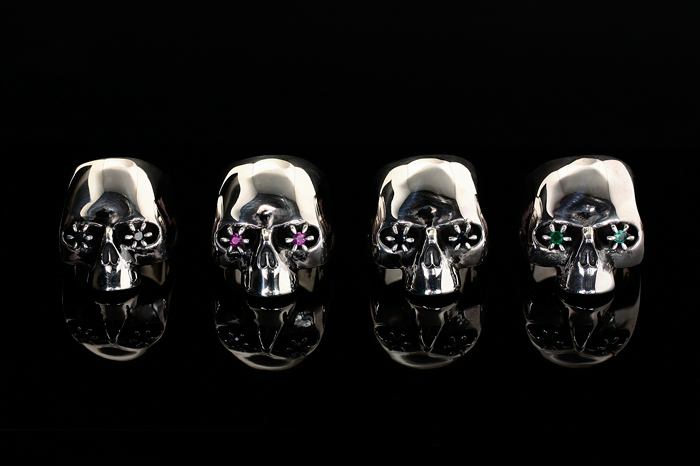 Image of JAM HOME MADE × NUMBER (N)INE Skull Ring