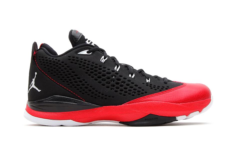 Image of Jordan CP3.VII Black/White-Gym Red