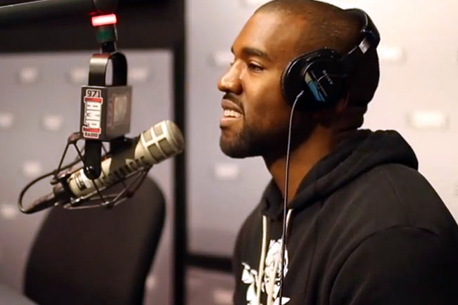 Image of Kanye West Talks 'Yeezus Tour,' Meeting Miley Cyrus and Being a Father