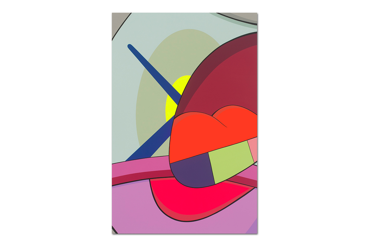 "Image of KAWS ""UPS AND DOWNS"" @ The Nerman Museum of Contemporary Art"