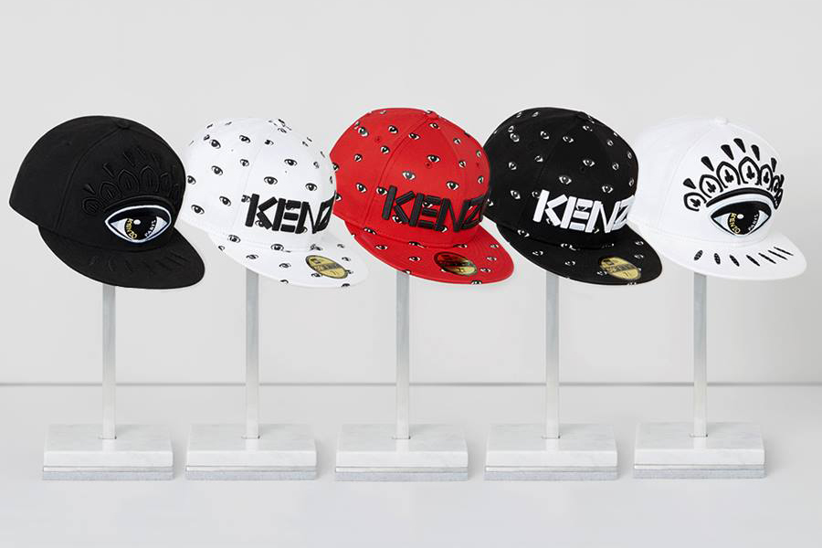 Image of KENZO x New Era 2013 Holiday Collection