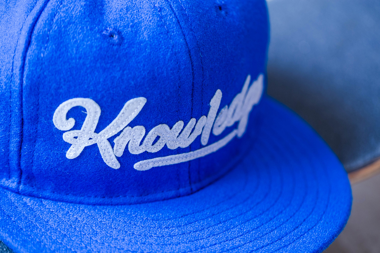 Image of Know1edge x Ebbets Field Flannels Snapback
