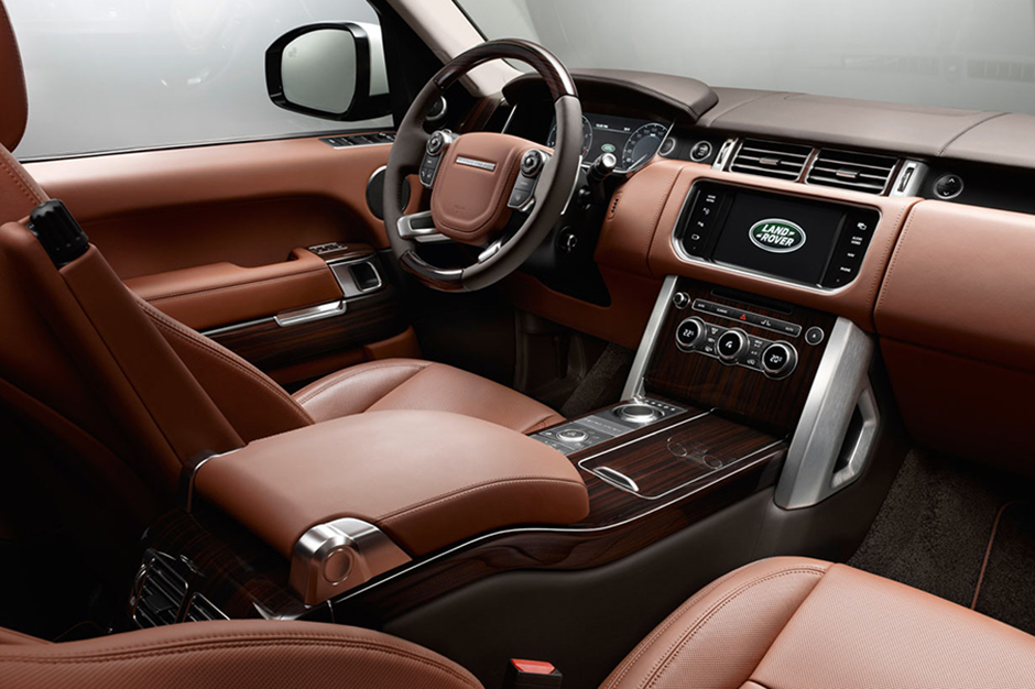 Image of Land Rover Announces Long Wheelbase Range Rover