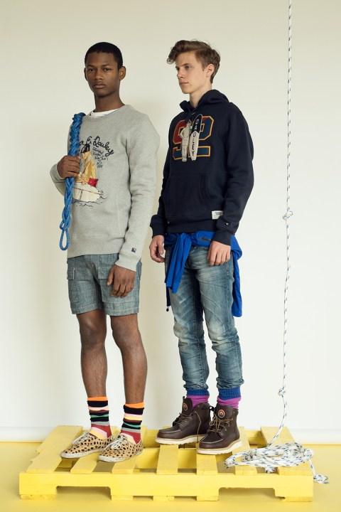 Image of Lemar & Dauley 2013 Fall Lookbook
