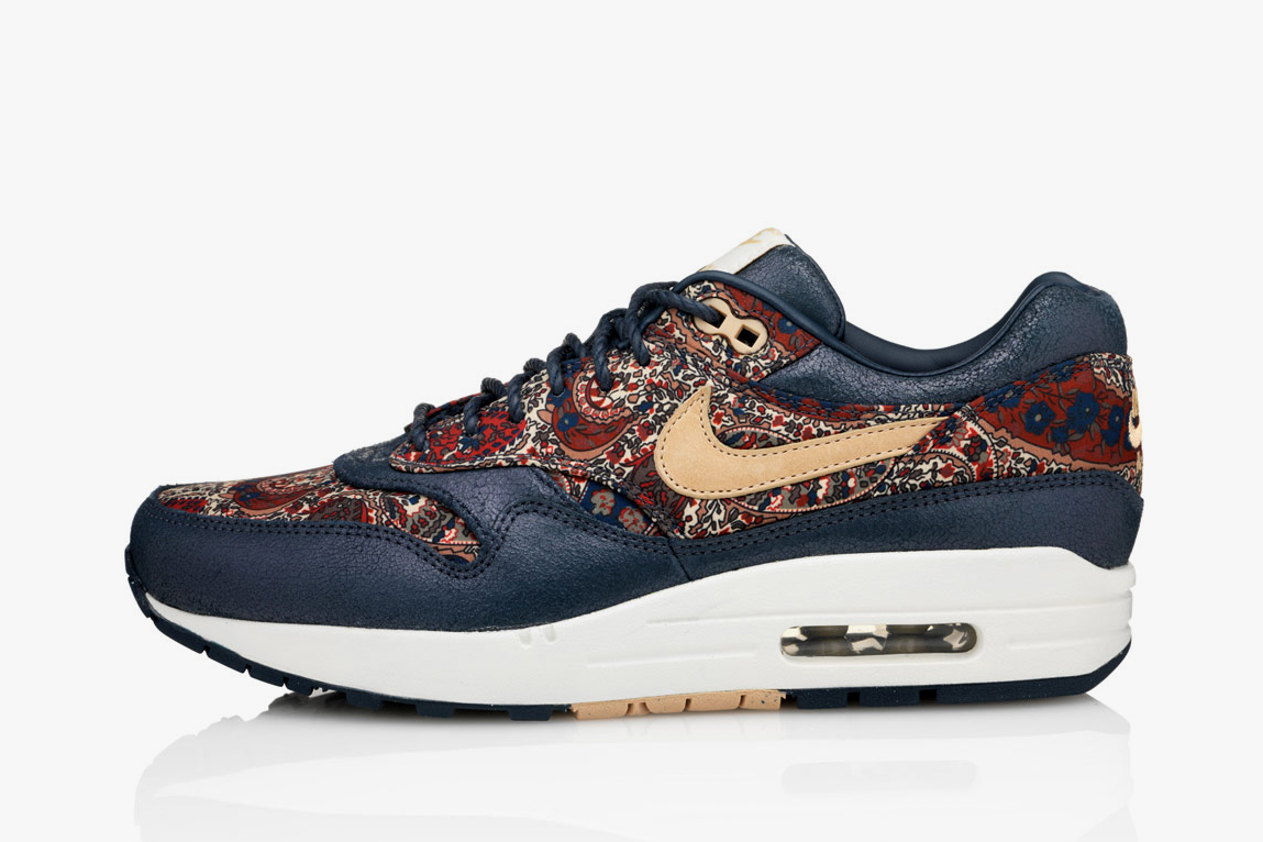 "Image of Liberty x Nike 2013 Fall/Winter Air Max 1 ""Bourton"""