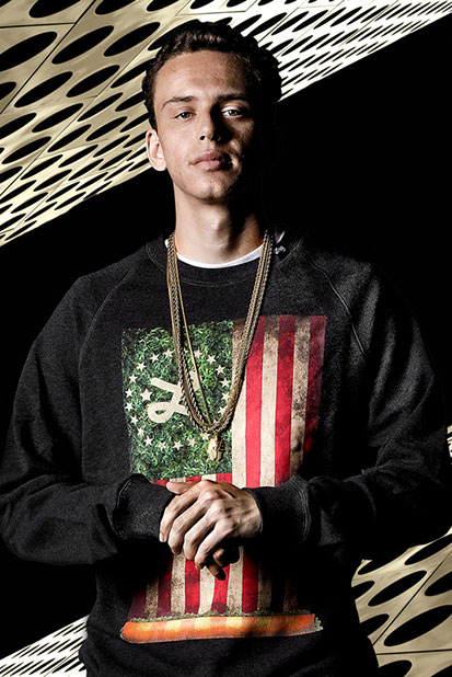 Image of LRG 2013 Holiday Lookbook featuring Migos and Logic