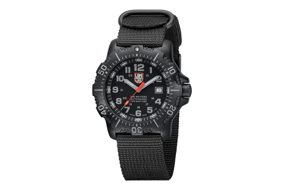 Image of Luminox Authorized Essential Gear for Maritime Commandos Watch Collection