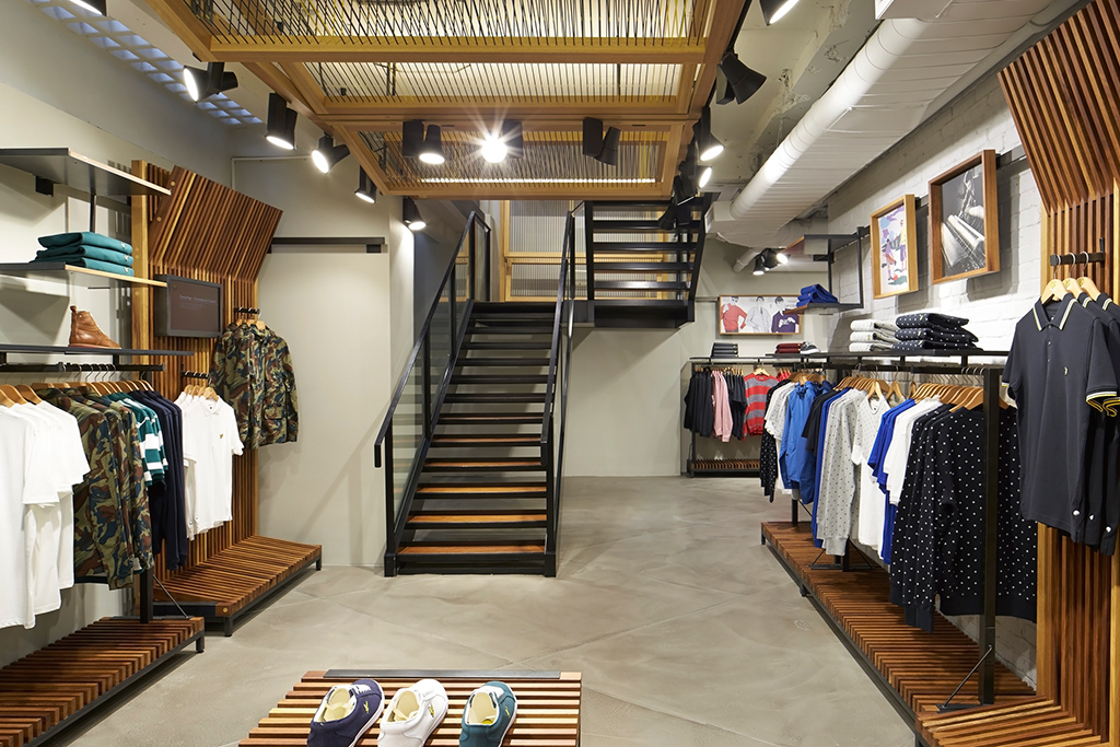 Image of Lyle & Scott Opens New Carnaby Street Flagship Store