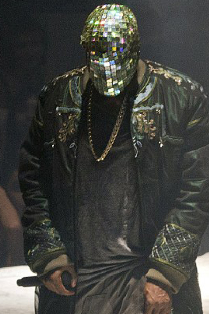 Image of Maison Martin Margiela Designs Custom Outfits for Kanye West's 'Yeezus' Tour