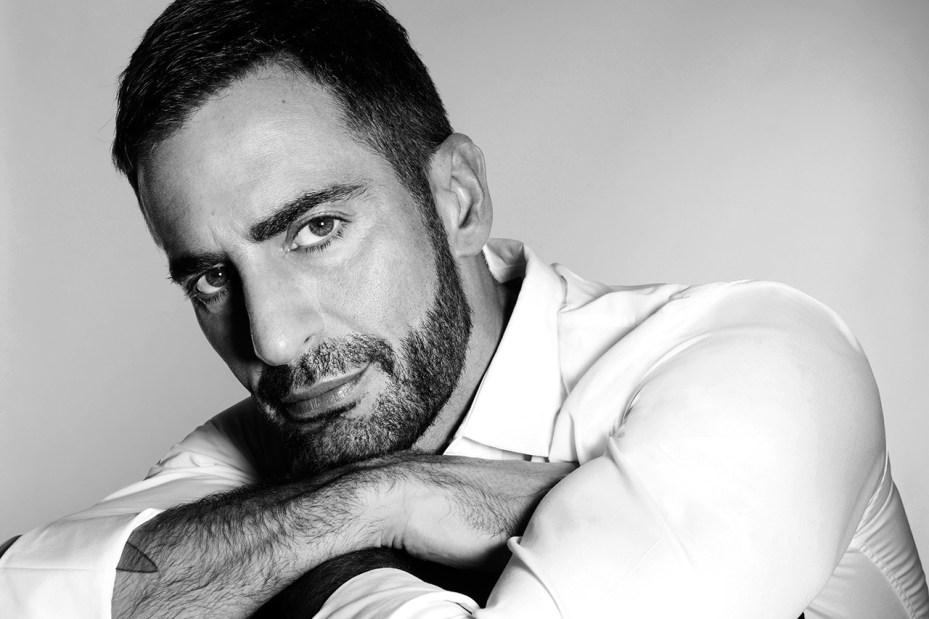 Image of Marc Jacobs Leaving Louis Vuitton